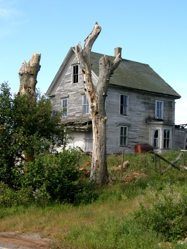 Kentville Abandoned House